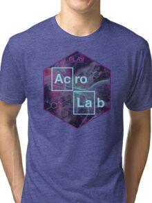 AcroLab Sticker3 Tri-blend T-Shirt
