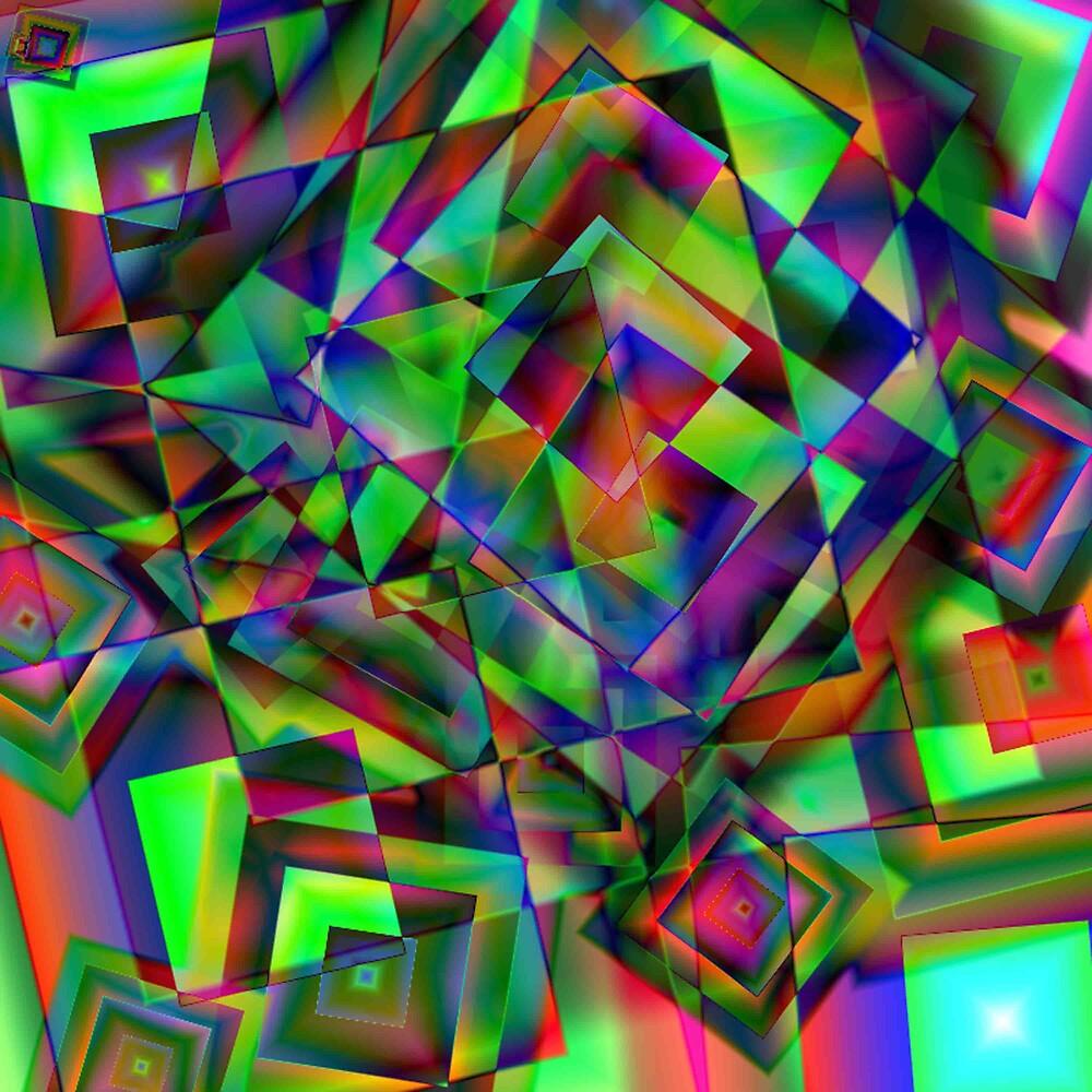The fourth dimension by Zack Chroman