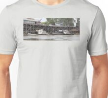 Historic inland port of Echuca, Australia Unisex T-Shirt