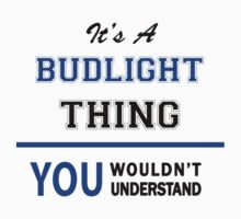 It's a BUDLIGHT thing, you wouldn't understand !! by thinging