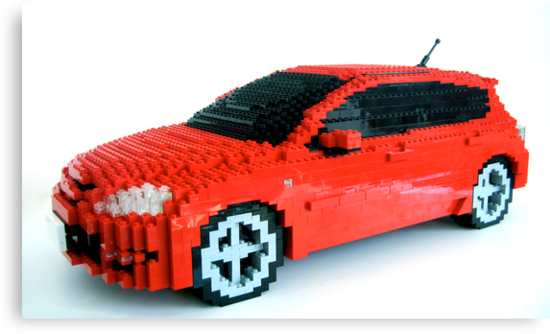 Mazdaspeed3 by Sean Kenney