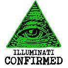 Illuminati Confirmed by tinaodarby