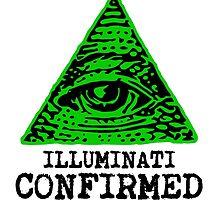 Illuminati Confirmed by Alien Axioms