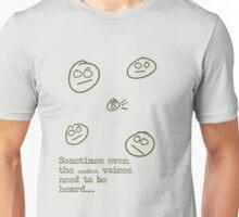 Smallest Voices Unisex T-Shirt