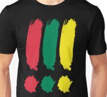 !!EXCLAMATION!! (Rasta) Unisex T-Shirt