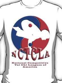 National Competitive Tai Chi Leagues of America T-Shirt