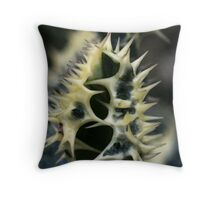 Killer Holly Throw Pillow