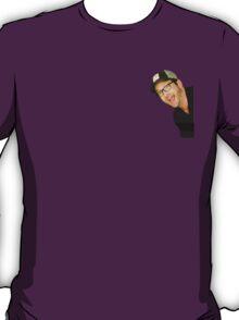 Peeping Burnie T-Shirt