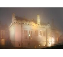 Enchanted Stirling Castle, Scotland Photographic Print