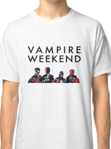Vampire Weekend Silhouettes  Classic T-Shirt