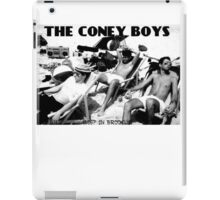 The Coney Boys Sleep In Brooklyn iPad Case/Skin