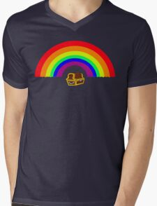 "Pot ""O"" Gold Mens V-Neck T-Shirt"