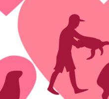 Love Animals - Marine Animal Career Sticker