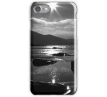 Setting Sun Star iPhone Case/Skin