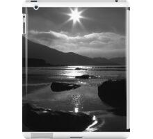 Setting Sun Star iPad Case/Skin
