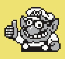 Wario Approval Kids Clothes