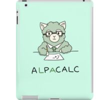Alpacalc iPad Case/Skin