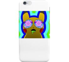 Trippy Pikachu iPhone Case/Skin