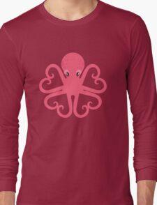 Love Octopus - Heart Tentacles Long Sleeve T-Shirt