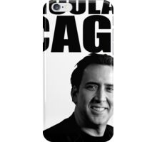 Nicolas Cage iPhone Case/Skin