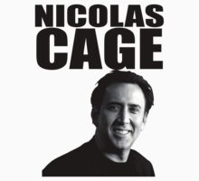 Nicolas Cage by Tortoise