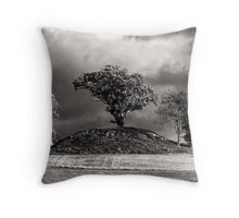 Quartet Throw Pillow