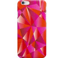 The Exploded Peach v2 Snow Texture iPhone Case/Skin