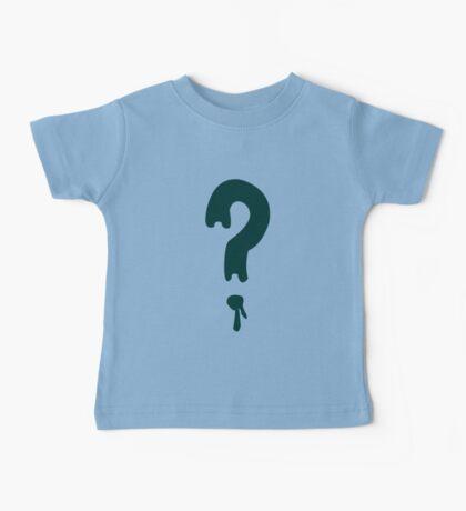 """Soos' """"?"""" T-Shirt Logo Baby Tee"""