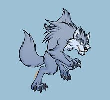 Cute werewolf Unisex T-Shirt