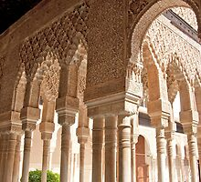 The Alhambra by phil decocco