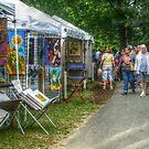 How About An Outdoor Art Market? by Jane Neill-Hancock