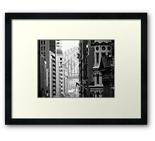 Harbour Bridge View 1 Framed Print