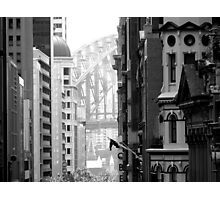 Harbour Bridge View 1 Photographic Print