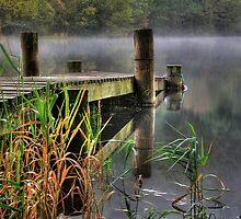 Calm Waters by Linda  Morrison