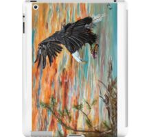 Mom is Home! iPad Case/Skin