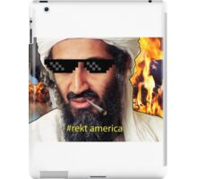 Uncle Osama Mlg iPad Case/Skin