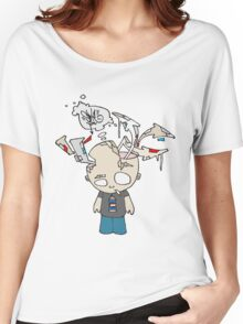 Self Portrait Women's Relaxed Fit T-Shirt