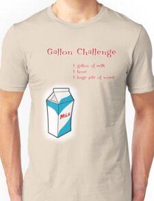 Gallon Challenge Unisex T-Shirt