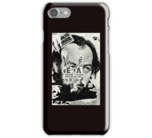 Poster Archaeology 12 iPhone Case/Skin