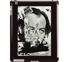 Poster Archaeology 12 iPad Case/Skin