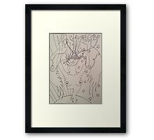 Dream Rapture Framed Print