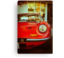Ferrari 246 Dino GT Canvas Print