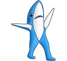 Super Bowl Shark 2 Photographic Print