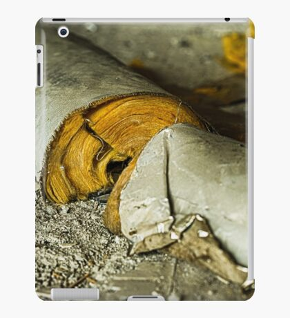 Glasswool, abandoned hotel (Nantong 6, China) iPad Case/Skin