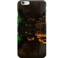 Night city (Nantong 10) iPhone Case/Skin