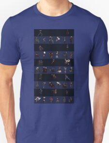 Awakening Tile - Sunset Shores T-Shirt