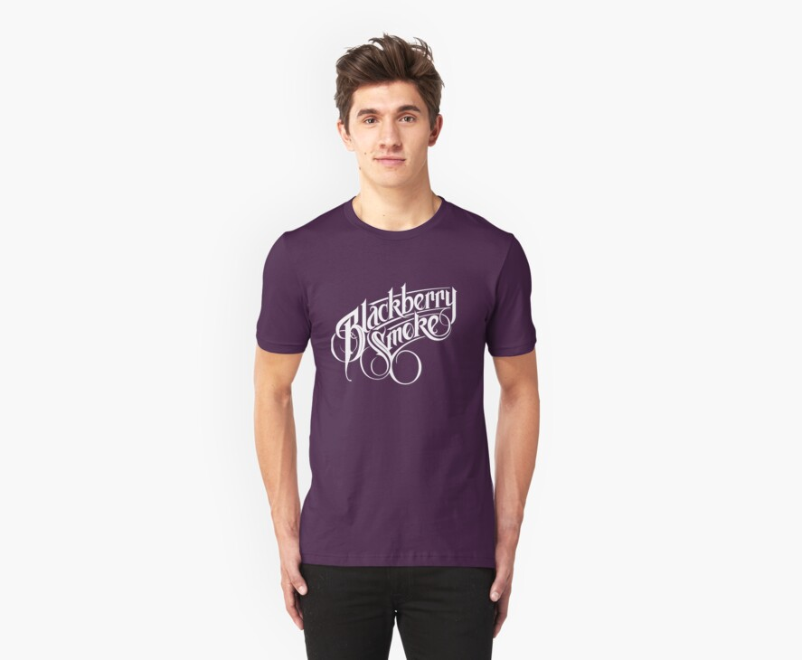 blackberry smoke t shirts