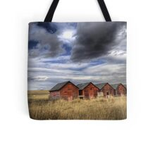 Five Red Barns Tote Bag