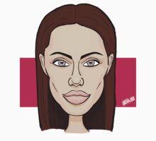 Angelina by ugghhzilla