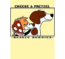 Official Cheese and Pretzel  Photographic Print